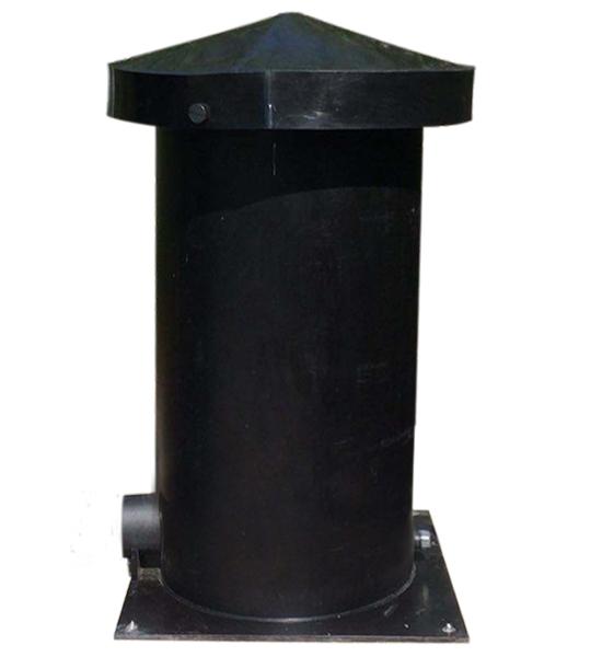 ENTEC® HC-D800 HDPE | Voor grote vervuiling en luchthoeveelheden.