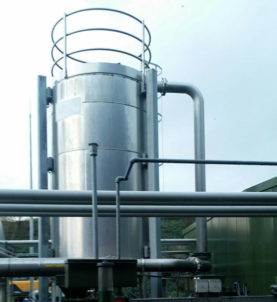 ENTEC® Extra groot en Maatwerk | Grote en industriële toepassingen.