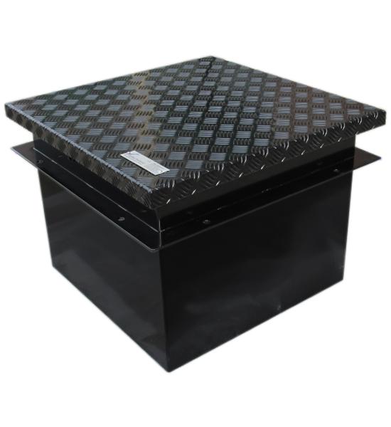ENTEC® HC-LK | Ruim inzetbare luik filter.